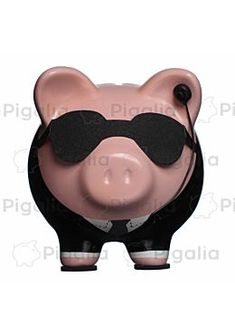 Pig Bank, Personalized Piggy Bank, Mini Pigs, Cute Piggies, This Little Piggy, Money Box, Designer Toys, Pottery Painting, Pretty And Cute