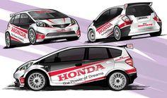 Honda Fit Honda Jazz Modified, Modified Cars, Honda Fit, Honda Cars, Fit Car, Small Cars, Car Wrap, Car Decals, Shoe Box