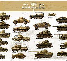 « DAK - Deutsche Afrika Korps » par TheCollectioner