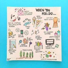 when you feel sad