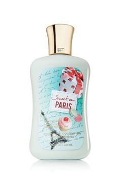Sweet on Paris Body Lotion - Signature Collection - Bath & Body Works