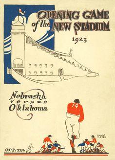 Nebraska Cornhuskers Football, Nebraska Football, Sport Football, College Football, Open Games, Lady In Red, University, Memories, Game Room