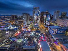 FULL SIZE IMAGE :  Downtown Phoenix Tuesday, January