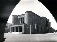 Greece Rhodes, Art Deco Design, Rhode Island, Athens, The Past, Greek, Architecture, Building, Artwork