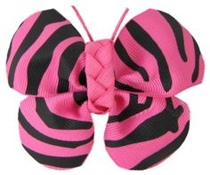 How to Make a Ribbon Butterfly out of Scraps - Click Image to Close