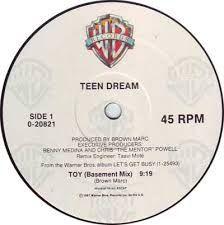 Funk-Disco-Soul-Groove-Rap: Teen Dream -Toy