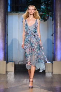 #Philosophy di #AlbertaFerretti Spring Summer 2012 #fashion show