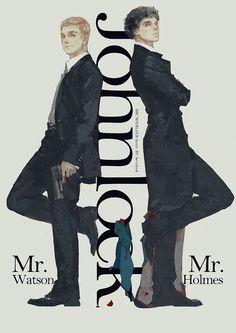 Mr.Watson & Mr.Holmes