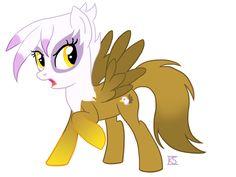gilda as a pony