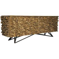 Noir New York Sideboard | Buffets, Sideboards & Credenzas | Dining Room | Furniture | Candelabra, Inc.