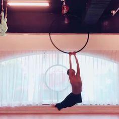 Aerial Dance, Aerial Hoop, Aerial Silks, Aerial Arts, Aerial Classes, Stainless Steel Types, Yoga Equipment, Outdoor Yoga, Pole Fitness