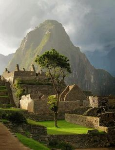 "Machu Picchu, Peru. Repinned by Elizabeth VanBuskirk, author of ""Beyond the Stones of Machu Picchu: Folk Tales and Stories of Inca Life."""