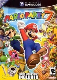 Mario Party 7 GameCube Game | DKOldies.
