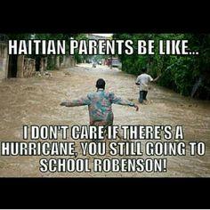 Funny haitian phrases