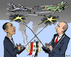 Anti Terror Fight, Markus Szyszkowitz,Austria,obama,putin,syria,meeting,obama-putin-meeting