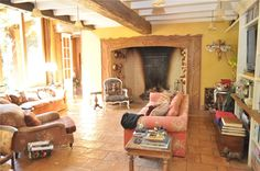 estilo Toscana , estudo cor , design