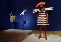 Art & Fashion: Between Skin and Clothing  From Gaga to Gober, an exhibit delves into the intersections of art and fashion