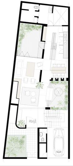 Superficies Arquitectura, Valerio Stopponi · Casa Bolivar