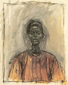 Alberto Giacometti, Giacometti Paintings, Art Sketches, Art Drawings, Figure Drawings, Art Themes, Drawing People, Beautiful Paintings, Top Artists
