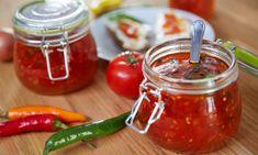 Tomate Mozzarella, Preserves, Pesto, Pickles, Salsa, Dips, Homemade, Vegetables, Recipes
