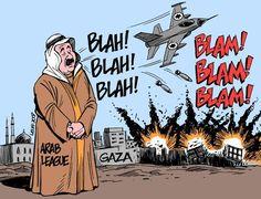 ligue arabe  / Où sont les droits de l'homme ?