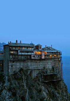 #Mount #Athos #Greece