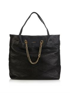 Carry Me quilted-leather tote | Lanvin | MATCHESFASHION.COM