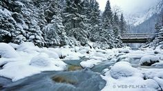 Today after #snowfall in #Badgastein, more pics see http://www.gastein.org
