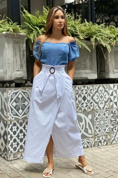 Cute Casual Outfits, Casual Chic, Casual Dresses, Summer Dresses, Black Women Fashion, Look Fashion, Womens Fashion, Western Outfits, Western Wear