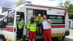 Volunteers took part and gave first aid cover at the the Ring of Kerry charity cycle 2014 www. First Aid, Red Cross, Volunteers, Helping Others, Charity, Ireland, Irish, Cover, First Aid Kid