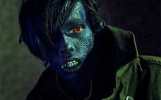 Kurt Wagner returns: While the teleporter did appear in X2 (played by Alan Cumming), we meet a younger version (Kodi Smit McPhee) in #XMenApocalypse.