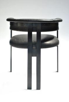 Elliott Dining Chair by Kelly Wearstler image 4