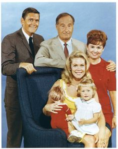 Bewitched - Cast