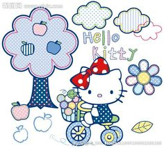 CUTE!!! I love Hello Kitty!!!