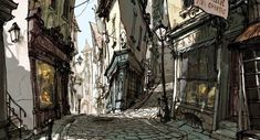 The Boxtrolls - Art by Michel Breton