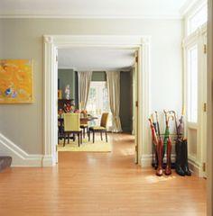 Beautiful Vermont Maple  Floors Maple Floors, Room Colors, Vermont, Oversized Mirror, House Ideas, Flooring, Living Room, Furniture, Beautiful
