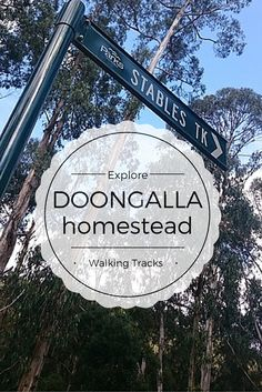 Doongallla Homestead, The Basin, Victoria. Part of the Dandenong Ranges National…