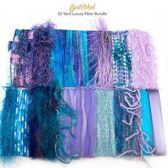 Fiber & Ribbon Art Textures for creative by Panachely on Etsy