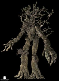 The Ent.. half tree half human.. totally awesome