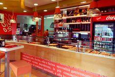 Mondo Pizza - Pizzeria, via Acqua Bullicante 231, design and made by RPM Proget