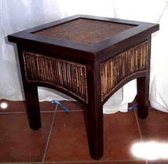 Milano side table  IDR 350.000  #homedecor #bedroomdecor #furniture