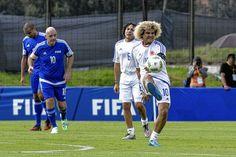 Emotivo así fue el partido entre las Leyendas de la Fifa y del Fútbol Colombiano - El Pais - Cali Colombia