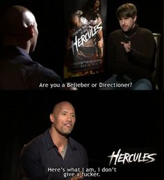 The Rock Is awesome XD
