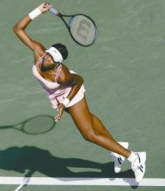 Website explaining how playing tennis is a total body workout. @Jordan Young we need to start playing tennis again!! lol