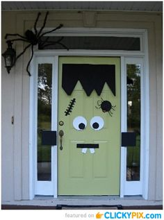 Halloween Decorated Porch Ideas (22 Images)