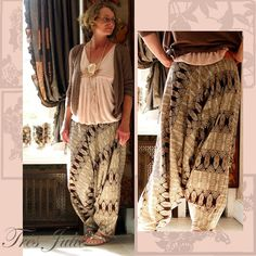 Most recent Absolutely Free Sewing clothes pants Concepts Pumphose selber nähen Sewing Clothes Women, Sewing Pants, Diy Clothing, Clothes For Women, Mode Xl, Diy Mode, Sewing Patterns Free, Free Sewing, Clothing Patterns