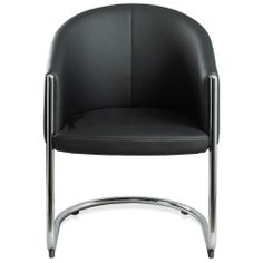 black woven cantilever bucket chairs - Google Search