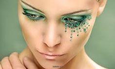 Bildergebnis für makeup GREEN EYED WOMAN