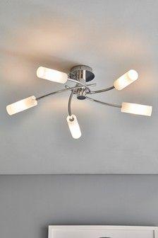 Seville 5 Light Flush Ing Lights In 2019 Outdoor