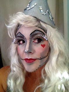 Sexy tin woman costume